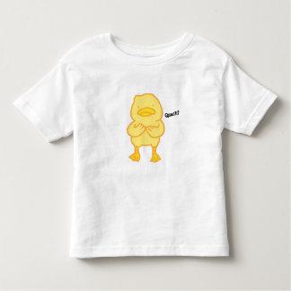 Ducky Toddler Fine Jersey T-Shirt
