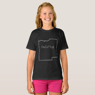 DuCo Kid T-Shirt - Girls