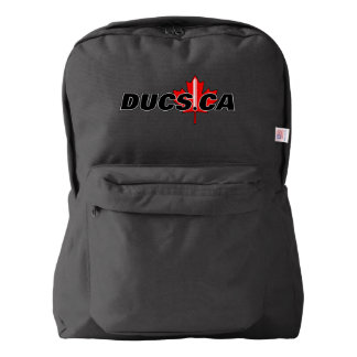 Ducs.ca Backpack