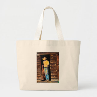 DUDE LARGE TOTE BAG