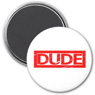 Dude Stamp Magnet