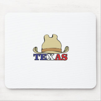 dude texas mouse pad