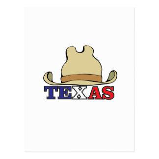 dude texas postcard