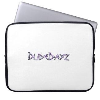 DudeDayz Laptop Sleeve 15 inch