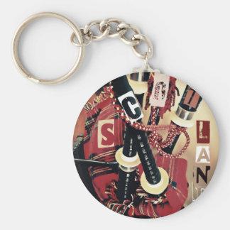 Dudelsack Scotland Key Ring