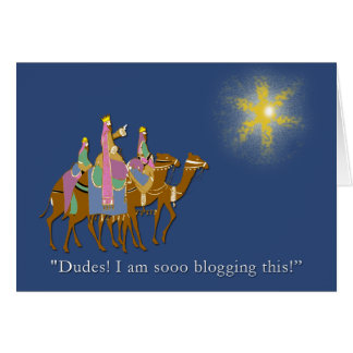 Dudes I am So Blogging this! Card