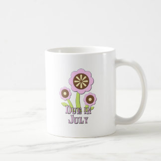Due in July Expectant Mother Mugs