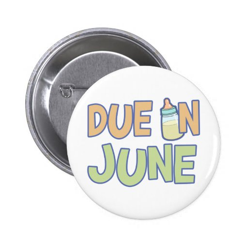 Due In June Pin
