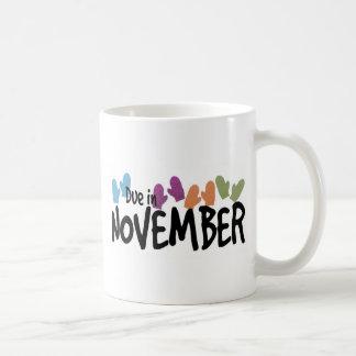 Due in November - Winter Mittens Coffee Mugs