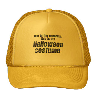 DUE TO THE ECONOMY THIS IS MY HALLOWEEN COSTUME MESH HATS