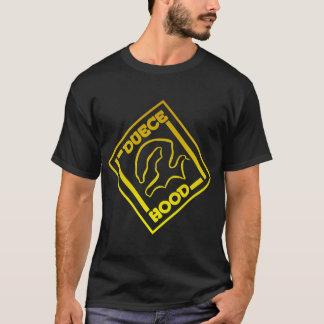 DUECE HOOD LOGO GOLD T-Shirt