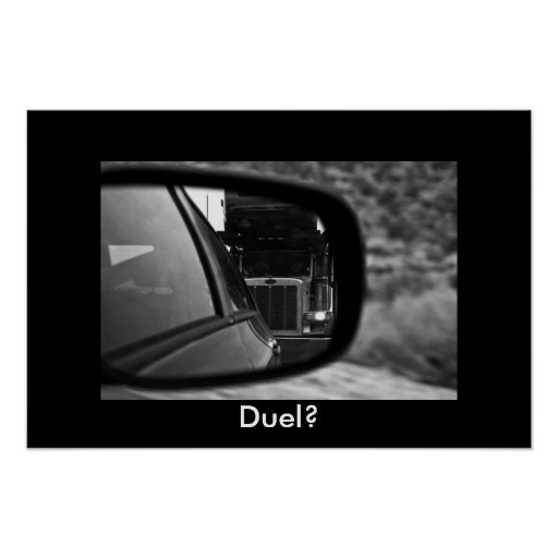 Duel? Posters