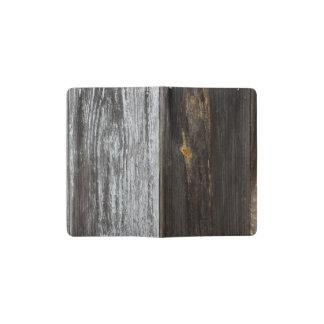 Duel Wood Pocket Moleskine Notebook