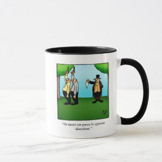 Dueling Humor Mug Gift