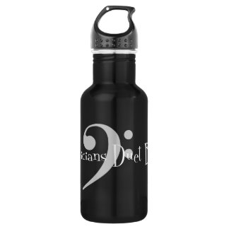 Duet (Bass) Dark Water Bottle