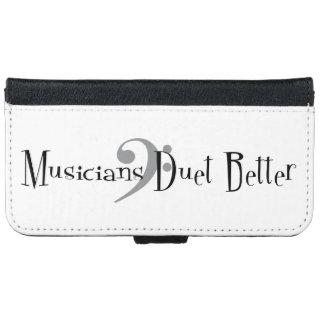 Duet (Bass) iPhone & Samsung Wallet Case