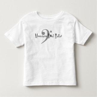 Duet (Bass) Toddler Jersey T-Shirt