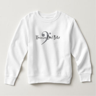 Duet (Bass) Toddler Sweatshirt