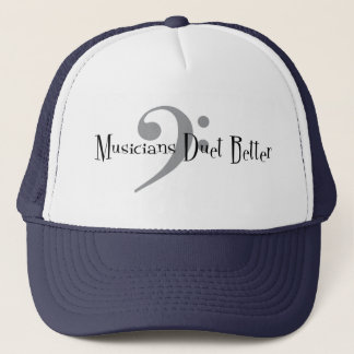 Duet (Bass) Trucker Hat