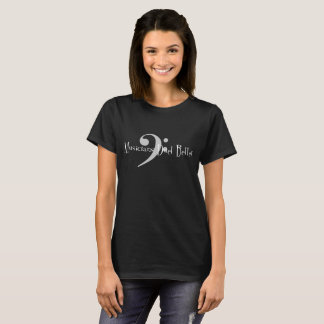 Duet (Bass) Women's Basic Dark T-Shirt