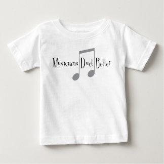 Duet (Notes) Baby Jersey T-Shirt