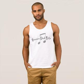 Duet (Notes) Men's Basic Tank Top
