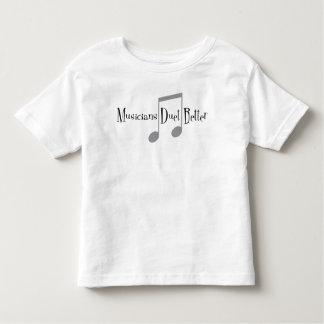 Duet (Notes) Toddler Jersey T-Shirt