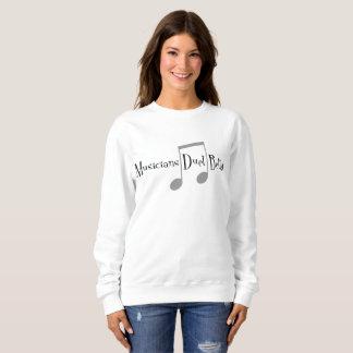 Duet (Notes) Women's Basic Sweatshirt