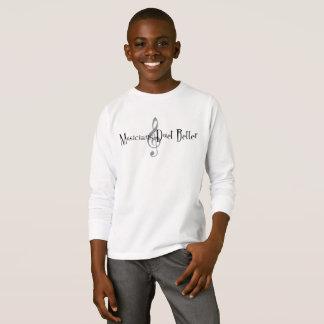 Duet (Treble) Boy's Long Sleeve T-Shirt