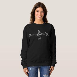 Duet (Treble) Dark Women's Basic Sweatshirt