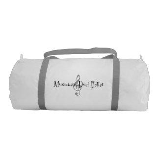 Duet (Treble) Duffel Bag