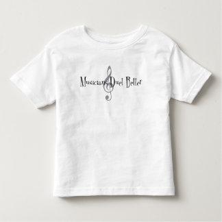 Duet (Treble) Toddler Jersey T-Shirt