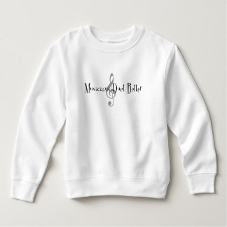 Duet (Treble) Toddler Sweatshirt