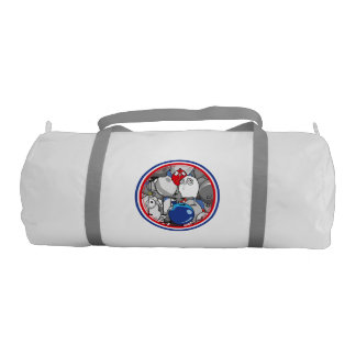 Duffle Gym Bag CHICKEN FRANCE & REUNION - CEET