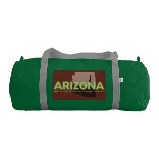 Duffle Gym Bag, Emerald ARIZONA SPIRIT Gym Duffel Bag