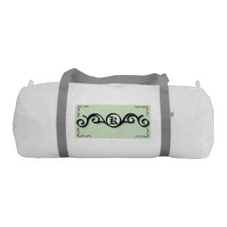 Duffle Gym Bag IRONWORK SCROLLWORK 1 Gym Duffel Bag