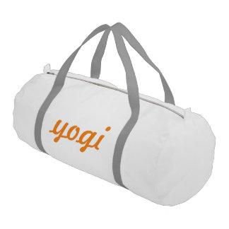 Duffle/Gym Bag - yogi Gym Duffel Bag