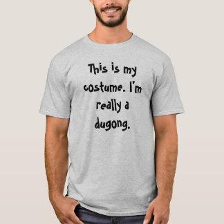 Dugong Costume T-Shirt