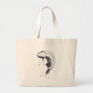 Dugong Large Tote Bag
