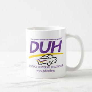 DUH-logo2014 (1).jpg Basic White Mug