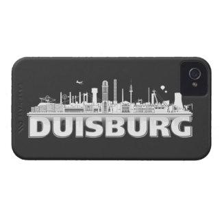 Duisburg city of skyline - Blackberry sleeve Case-Mate iPhone 4 Case