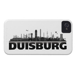 Duisburg city of skyline - Blackberry sleeve Case-Mate iPhone 4 Cases