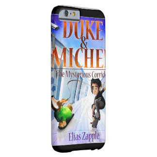 Duke & Michel: The Mysterious Corridor iPhone Case