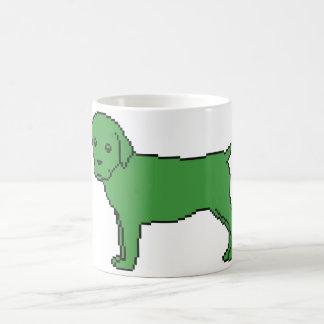 Duke the Dog Virtual Pet Coffee Mug