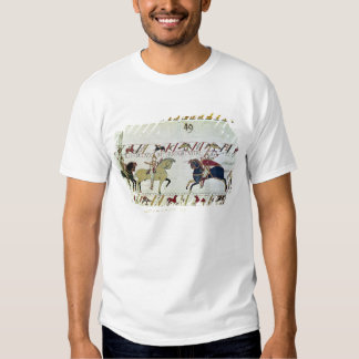 Duke William asks Vital Tee Shirts