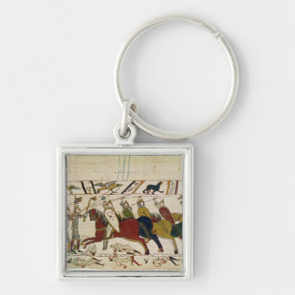 Duke William Exhorts his Troops Key Chains