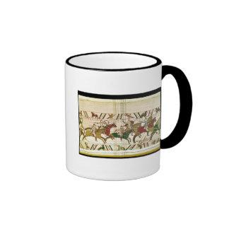 Duke William exhorts his troops Coffee Mug