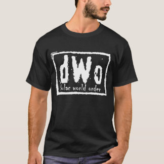 Dulac World Order Black/White Shirt