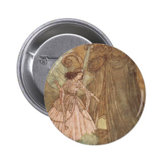 Dulac's Fairy Tales 6 Cm Round Badge