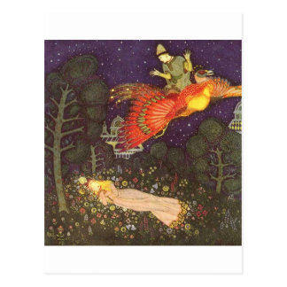 Dulac's Fairy Tales Postcard